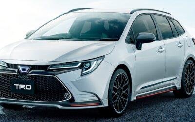 Toyota: Ετοιμάζει γρήγορη Corolla Touring;