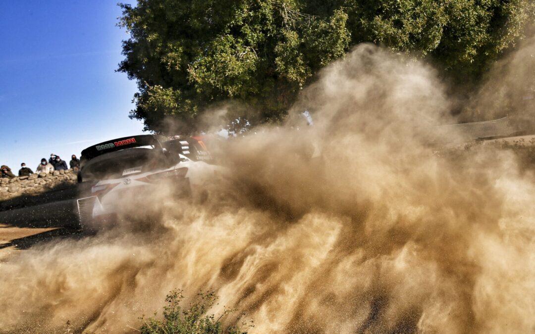 WRC, ράλι Σαρδηνίας: Επιστροφή στην Όλμπια