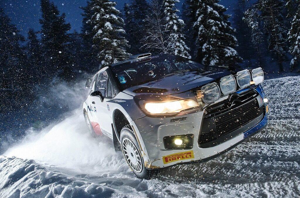 WRC, ράλι Αρκτικής: H Pirelli και τα ειδικά ελαστικά Sottozero Ice J1