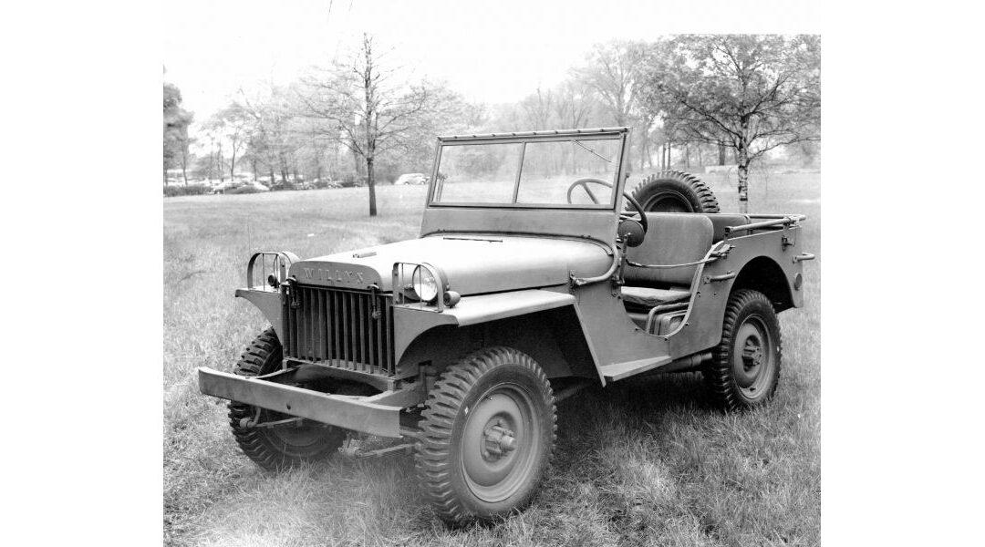 Jeep: Πώς βασάνιζε το Willys πριν 80 χρόνια; (video)