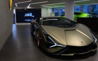 Στην Ελλάδα η Lamborghini Sian των 3.000.000 ευρώ