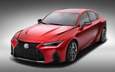 Πισωκίνητη με V8 κινητήρα 472 ίππων! Αυτή είναι η νέα Lexus IS 500 F Sport!