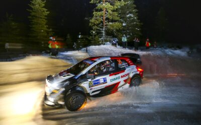 WRC, ράλι Αρκτικής: Πως ο Akio Toyoda εμψυχώνει την ομάδα