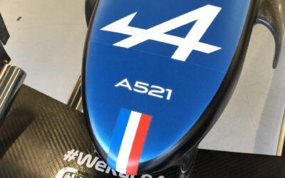 Alpine F1 Team: Η κομψότητα συναντά την ταχύτητα