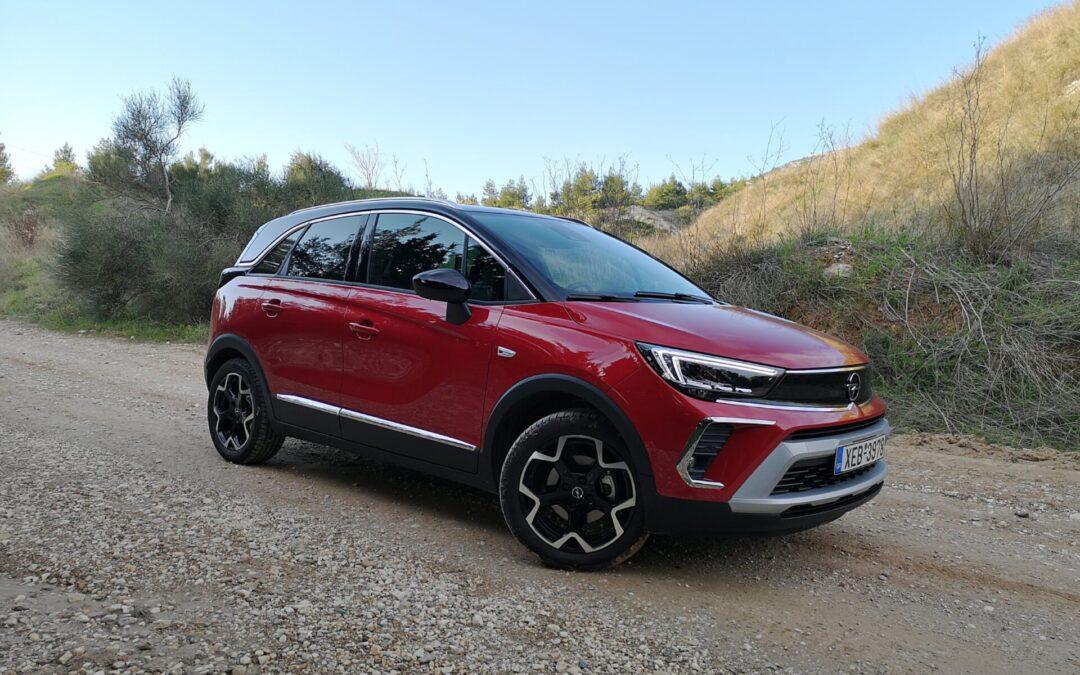 Opel Crossland 1.2 130 PS: Πολυεπίπεδη ανανέωση