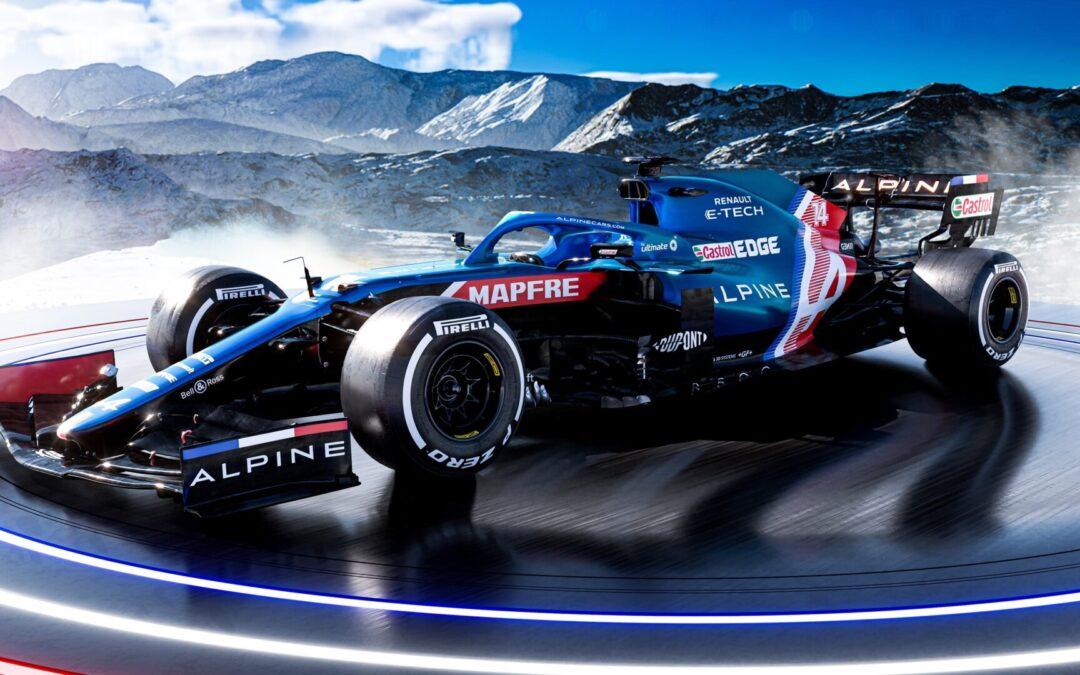 Formula 1-Alpine: A521 θα λέγεται το πρώτο της μονοθέσιο