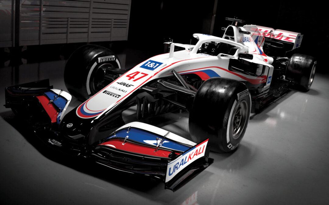 Formula 1-Haas VF-21: Αμερικανικό μονοθέσιο – ρωσική σημαία