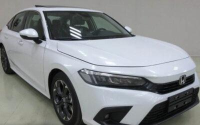 Honda Civic: Έχουμε διαρροή της 11ης γενιάς