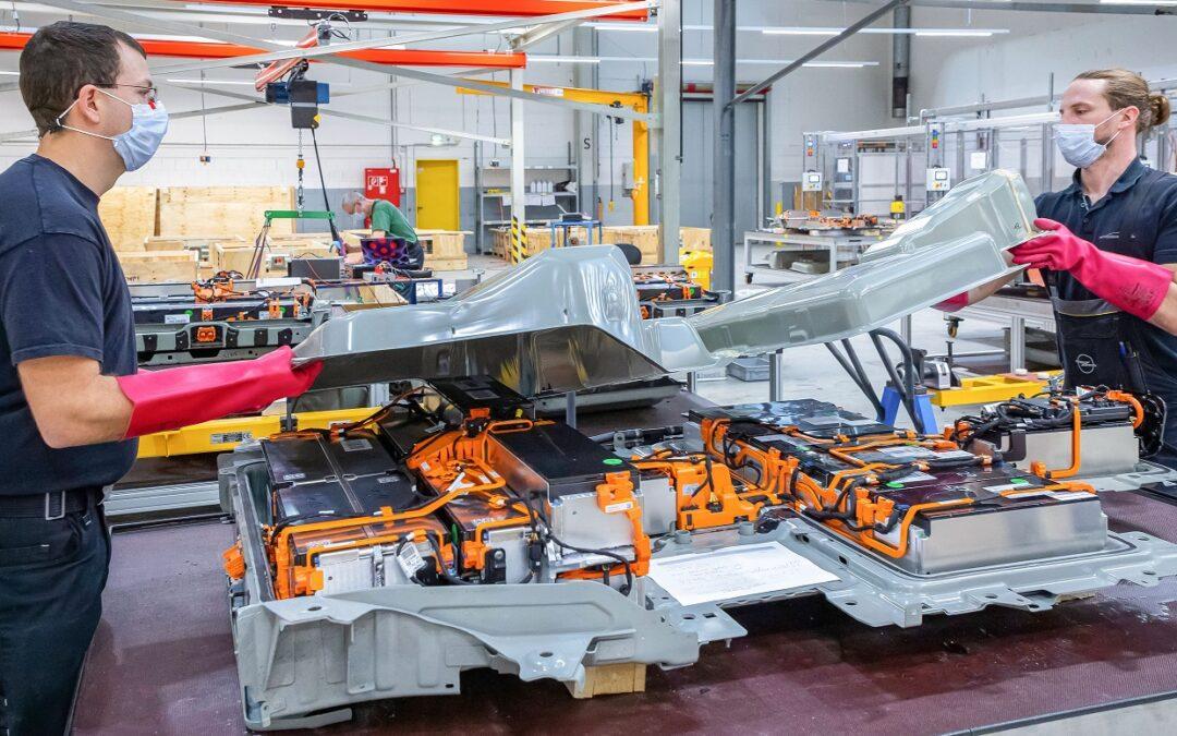 Opel: Υπάρχει λύση αν χαλάσει η μπαταρία ηλεκτρικού οχήματος;