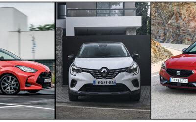 Renault-Seat-Toyota: Κατέκτησαν βραβεία που κάνουν τη διαφορά