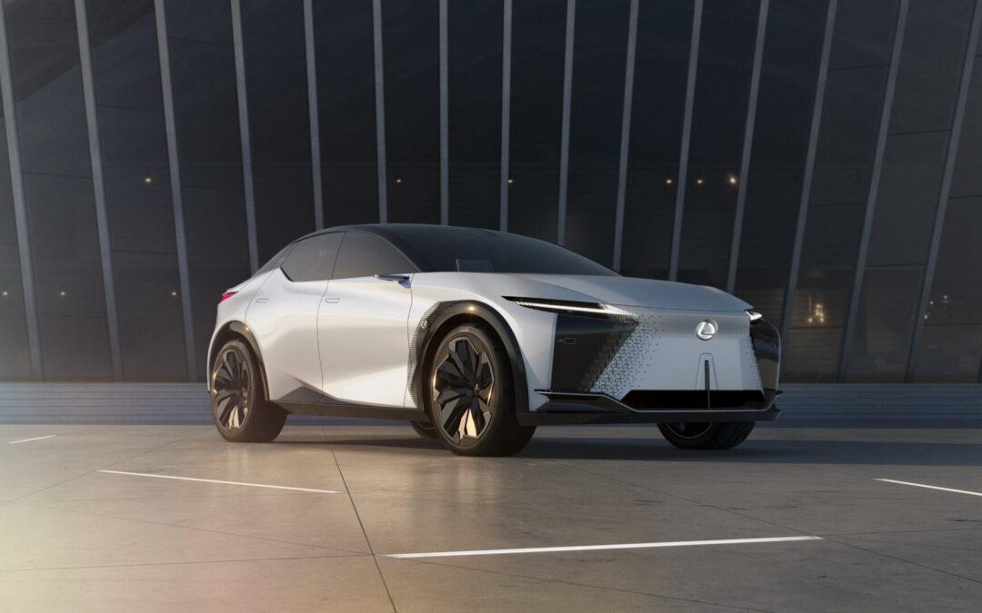 Lexus LF-Z Electrified: Ρίχνει τον «γενικό» με 545 ίππους και 600 χλμ. αυτονομία