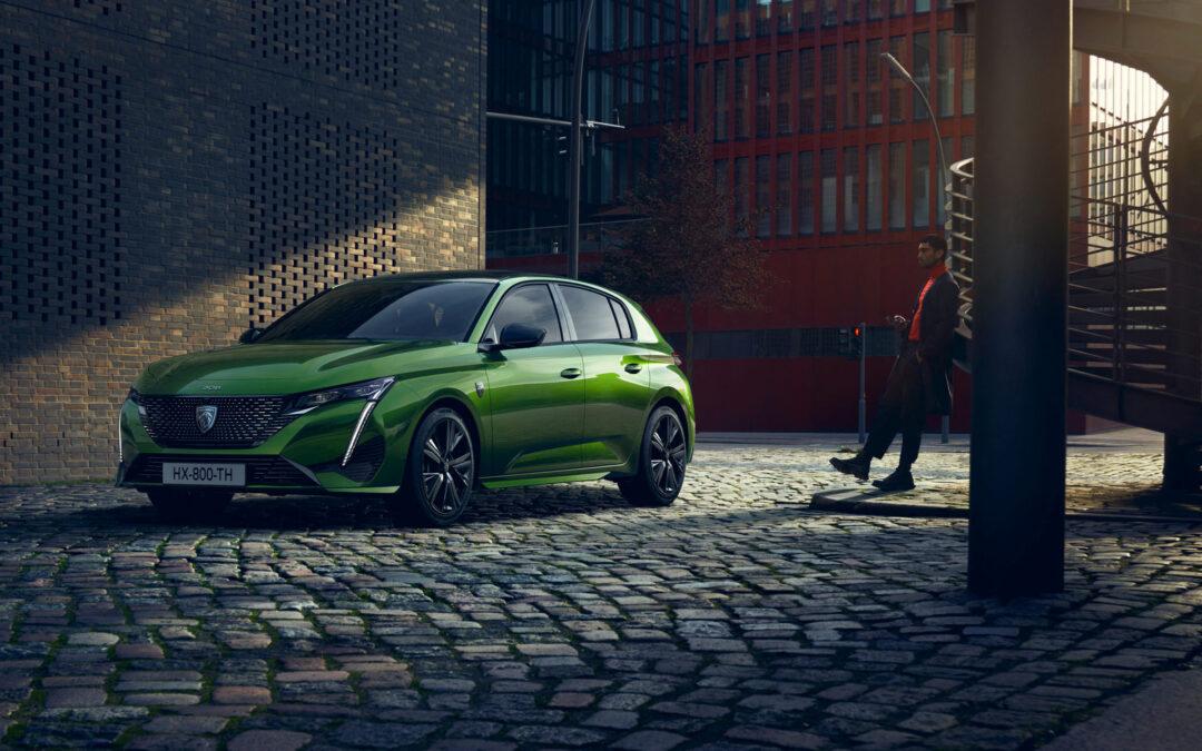 Peugeot 308: Εξηλεκτρισμένο, πιο δυναμικό, με νέο λογότυπο