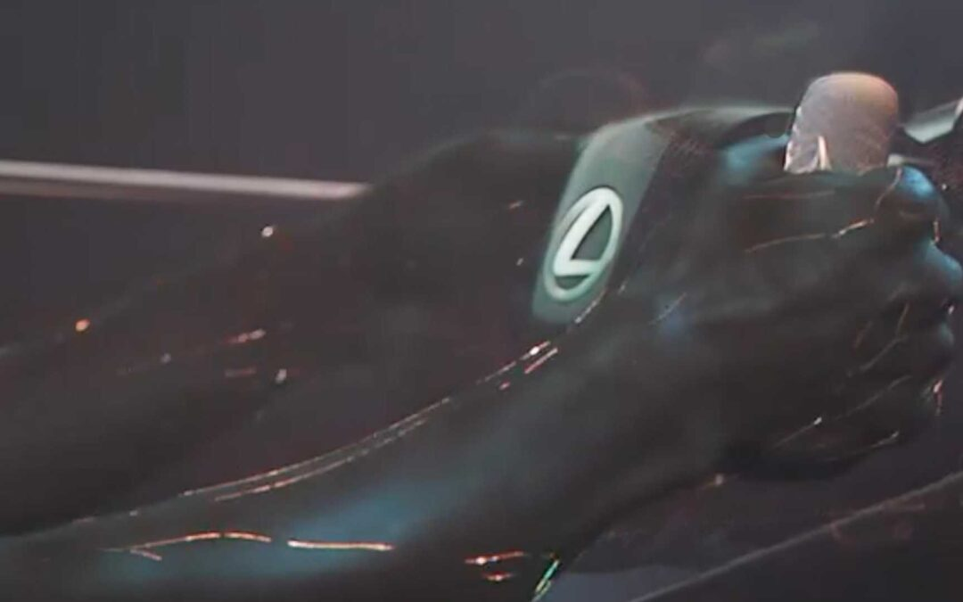 Lexus: Θα καταργήσει τα στρογγυλά τιμόνια; (video)
