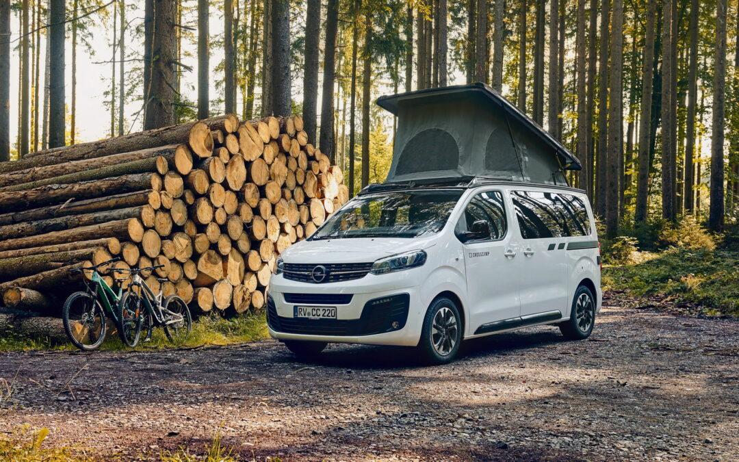 Opel Zafira Life: Μετατράπηκε σε τρίκλινο δωμάτιο