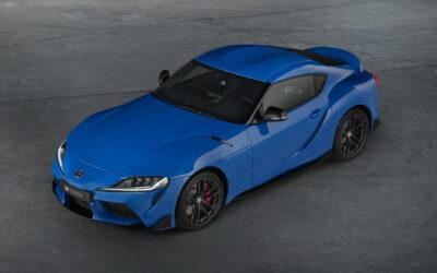 Toyota GR Supra:Συλλεκτική και ιδανική για οδήγηση στην πίστα