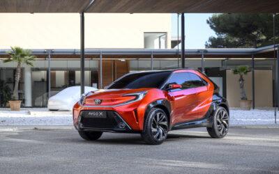 Toyota: Το νέο crossover Aygo με κάμερες στους καθρέπτες (video)