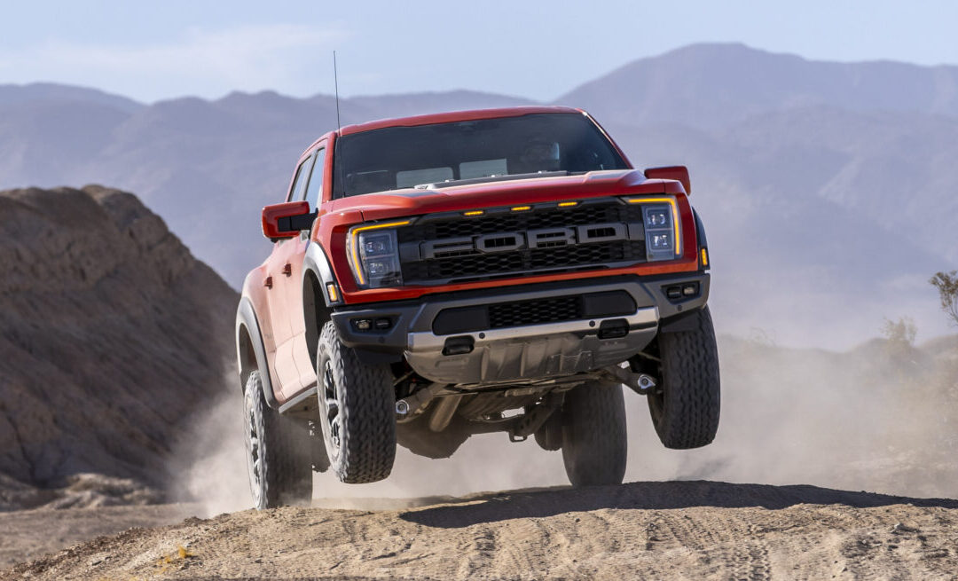 Ford F-150 Raptor: Δημιουργεί τις προϋποθέσεις