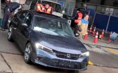 Αυτό είναι το νέο Honda Civic