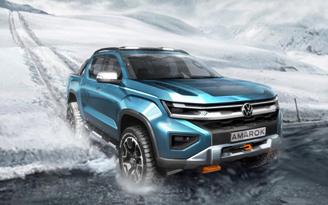 Νέο Volkswagen Amarok: Με ποιο pickup άλλης εταιρείας θα έχει συγγένεια;