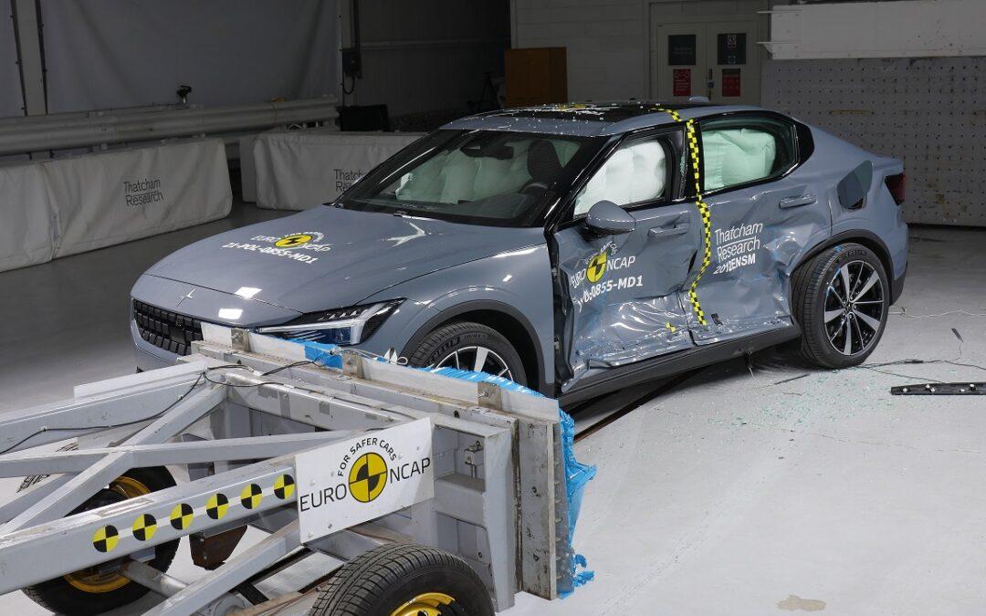 EuroNCAP-Polestar 2: Πώς τα πήγε στις δοκιμές πρόσκρουσης;