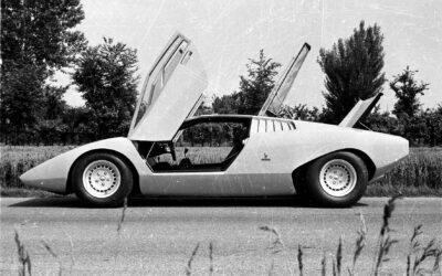 Ποια Lamborghini βαπτίστηκε από έναν αγρότη;