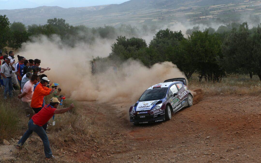 ΕΠΙΣΗΜΟ: Το Ράλι Ακρόπολις επιστρέφει στα σαλόνια του WRC