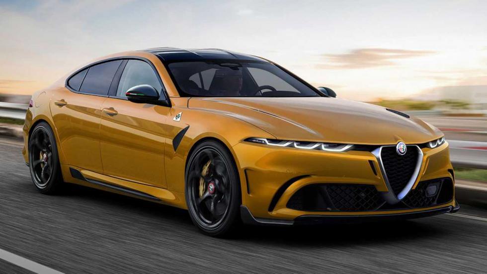 Η Alfa Romeo ετοιμάζει comeback με super sedan για να «χτυπήσει» τους μεγάλους!