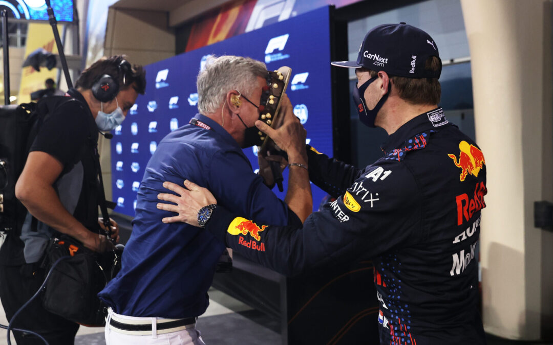 Formula 1, Γκραν Πρι Μπαχρέιν: Πάαρτα Coulthard