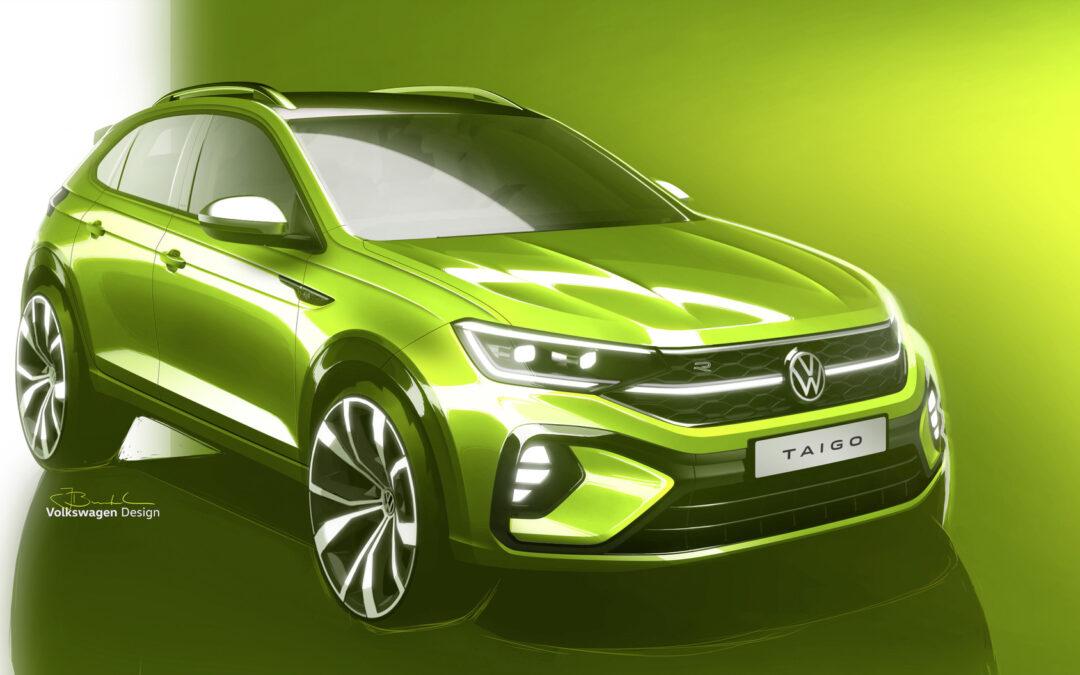 Volkswagen Taigo: Μικρό SUV με δυναμική και coupe σχεδίαση