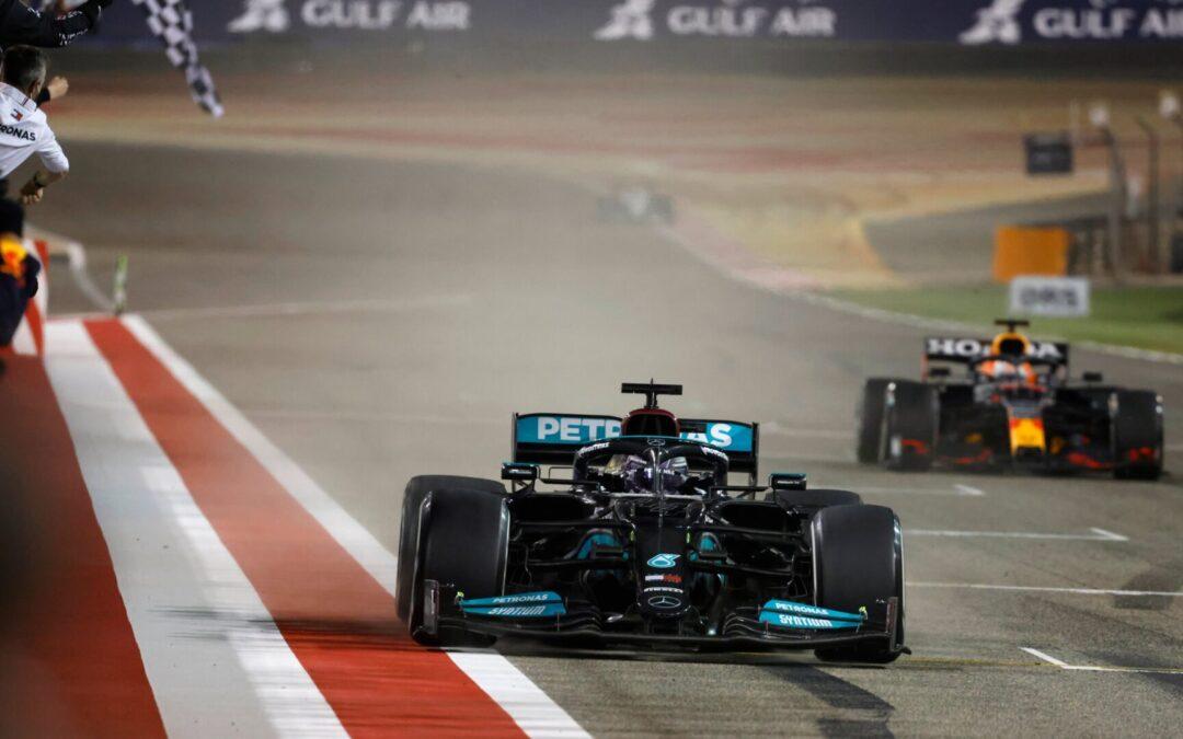 Formula 1-Γκραν Πρι Μπαχρέιν: Κέρδισε, αλλά δυσκολεύτηκε ο Hamilton
