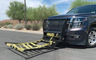 Δείτε στη πράξη το σύστημα Grappler της αστυνομίας, να ακινητοποιεί όχημα (Video)