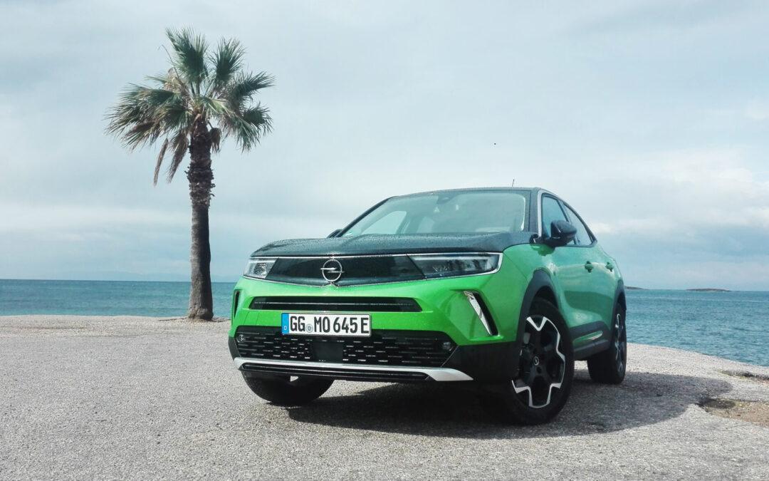Το νέο Opel Mokka-e είναι το πιο ντιζαϊνάτο ηλεκτρικό SUV!