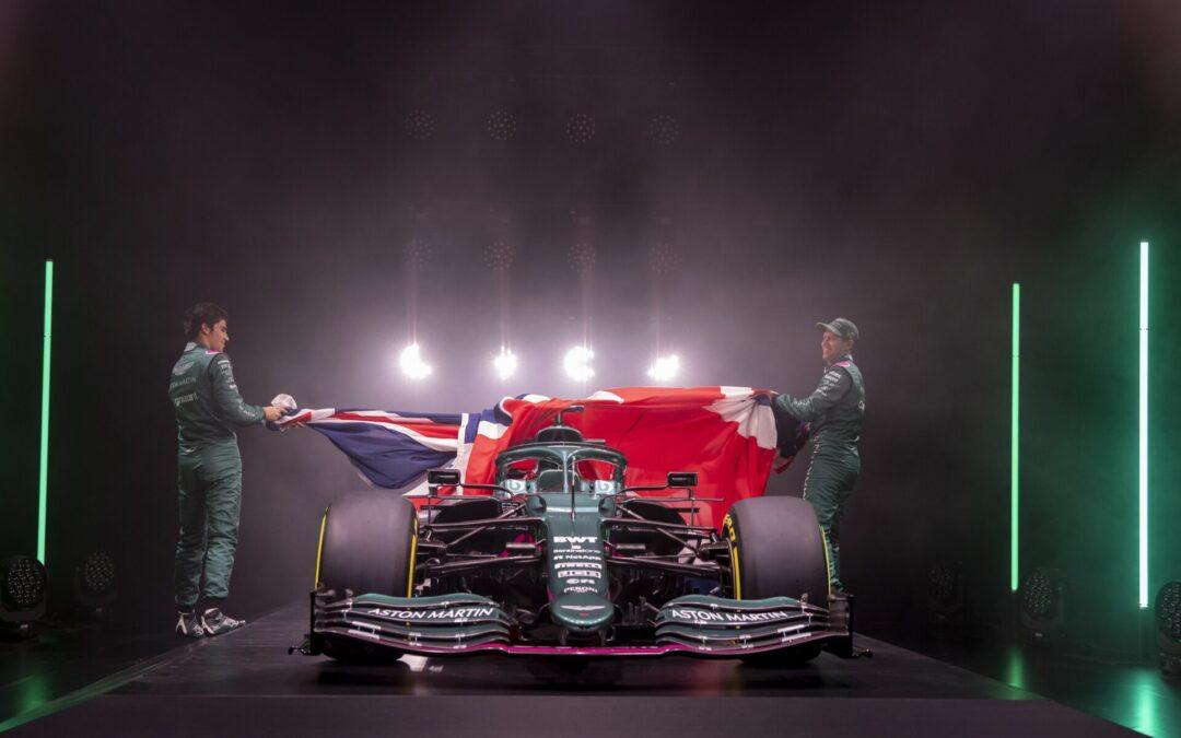 Formula 1, Aston Martin: Αποκαλύφθηκε η AMR 21