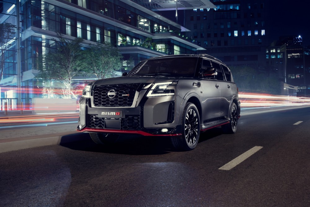 Nissan Patrol Nismo: Με αγωνιστικό DNA