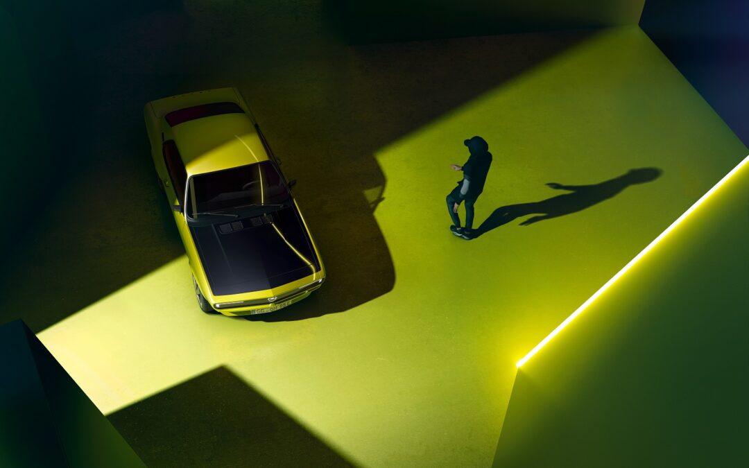 Opel: Ανασταίνει το Manta με απινιδωτή την ηλεκτροκίνηση