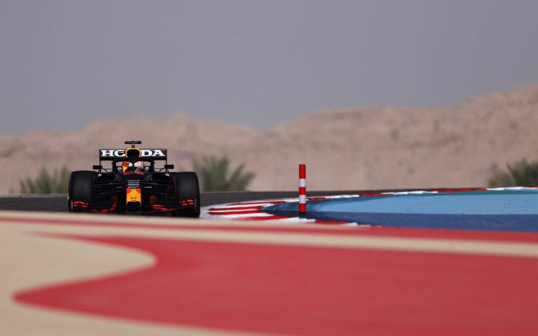 Formula 1-FP1: Απροβλημάτιστο ξεκίνημα