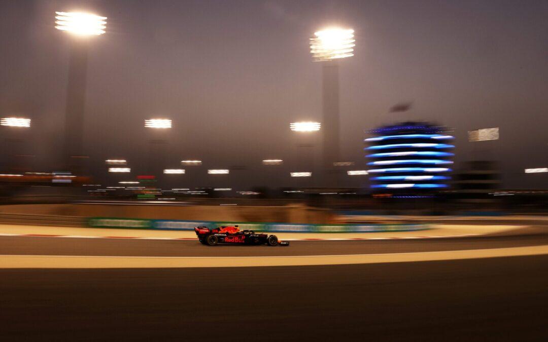 Formula 1-Γκραν Πρι Μπαχρέιν-FP2: Επανάληψη