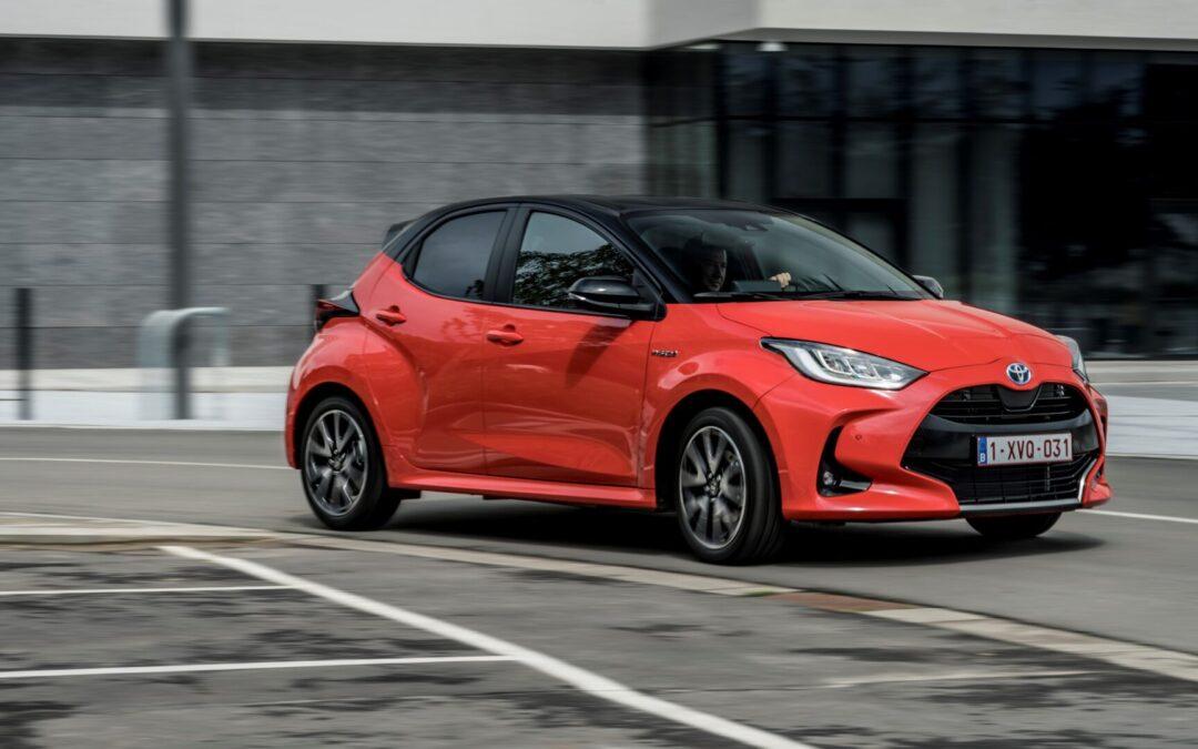 Car Of The Year 2021: Toyota Yaris έδειξε η κάλπη