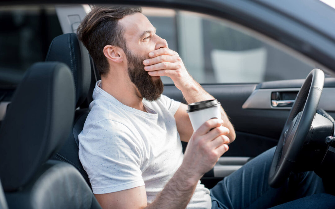 Οδηγώντας με ασφάλεια: Μέχρι και 3 δευτερόλεπτα οδηγούμε με τα μάτια κλειστά όντας άυπνοι