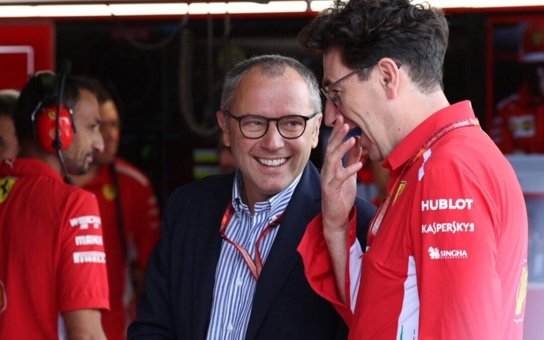 Formula 1-Stefano Domenicali: Η πρόβλεψη του αφεντικού της F1 για τη Ferrari