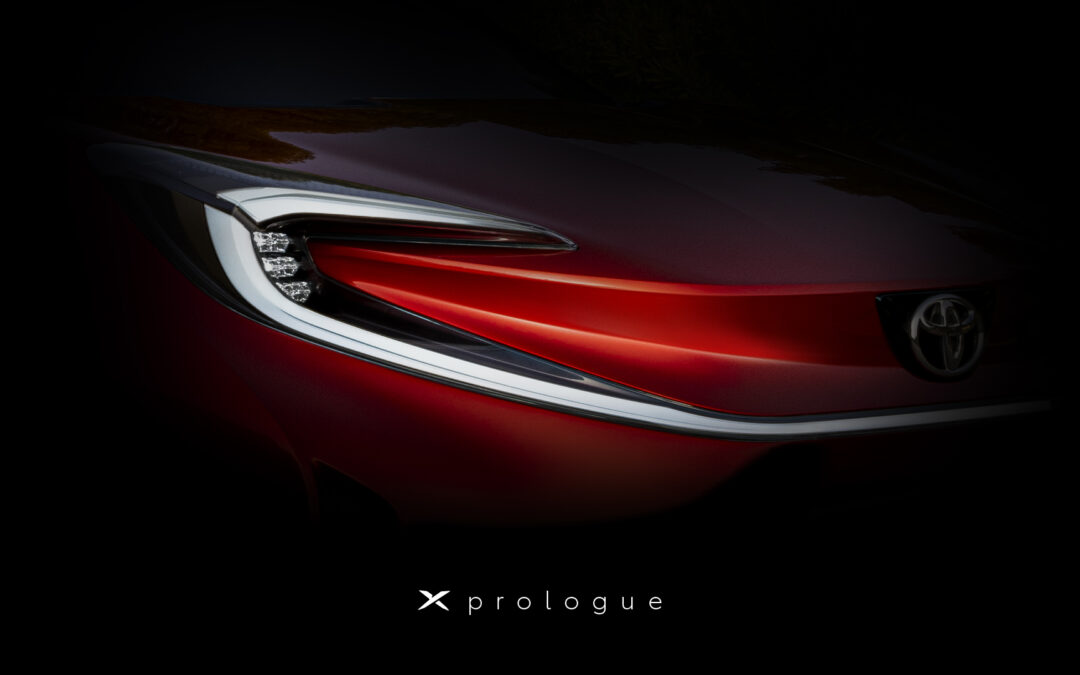 Νέο Toyota X Prologue:Γράφει τον πρόλογο στην ηλεκτροκίνηση