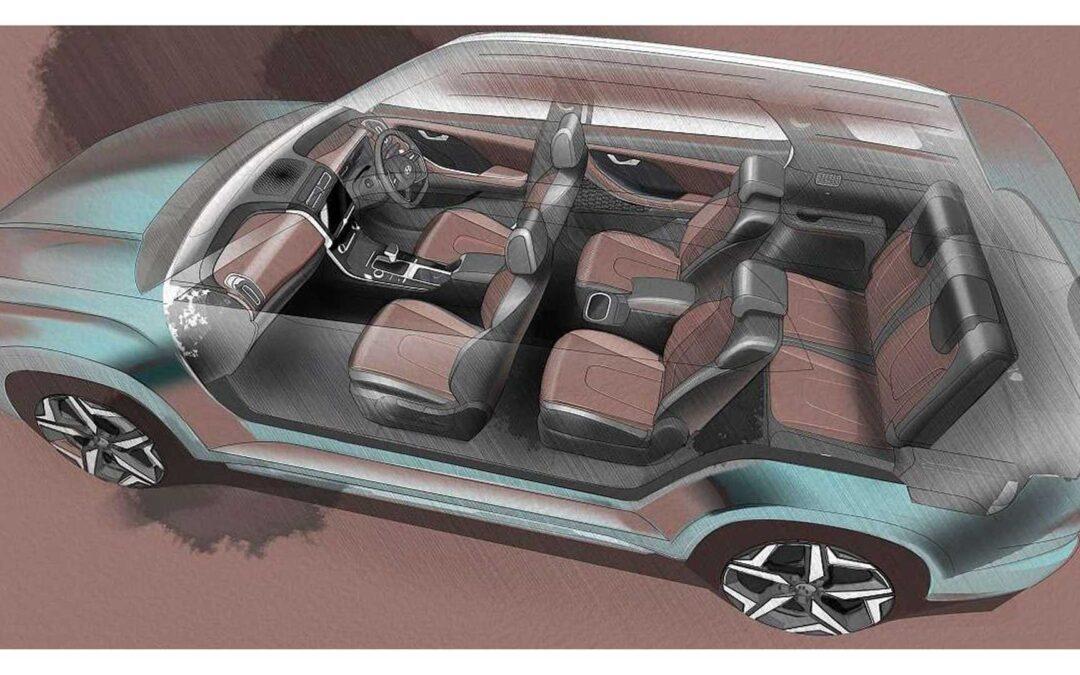 Hyundai Alcazar: Το νέο SUV που χωράει 7 επιβάτες