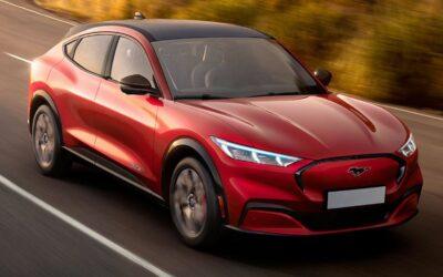 Στην Ελλάδα το ηλεκτρικό Ford Mustang Mach-e. Πόσο κοστίζει με την κρατική επιδότηση;