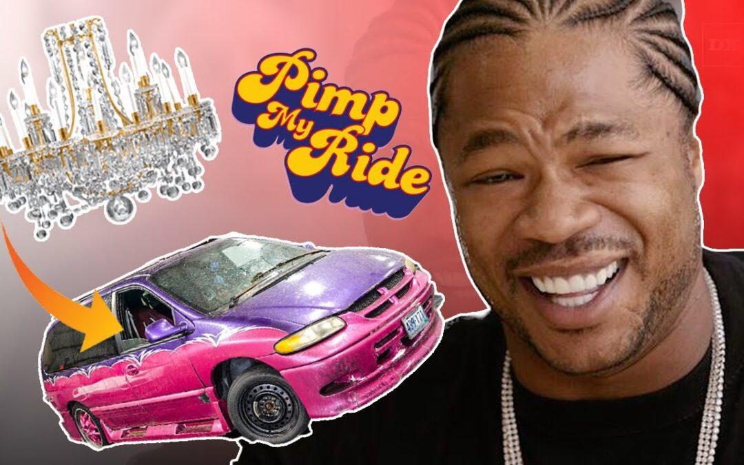 Η τεράστια απάτη του Pimp My Ride. Μετά τα επεισόδια, «έγδυναν» τα αμάξια!