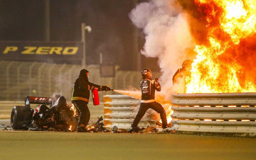 Formula 1: Γιατί πήρε φωτιά το μονοθέσιο του Grosjean; Πλέον έχουμε απάντηση