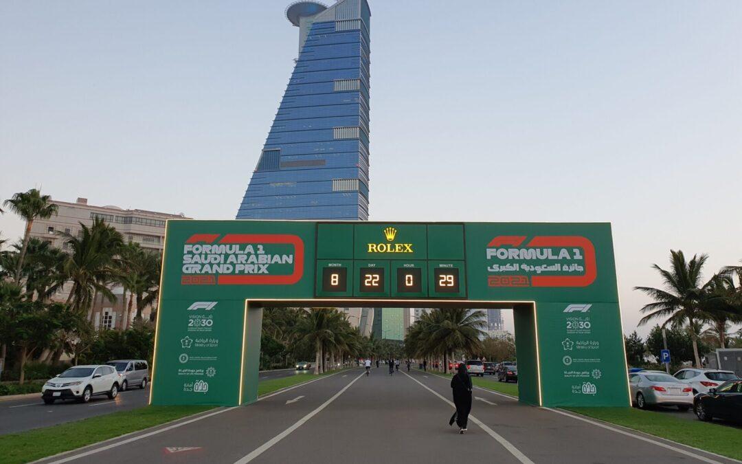 Formula 1: Εντυπωσιάζει η νέα πίστα στην Τζέντα (video)