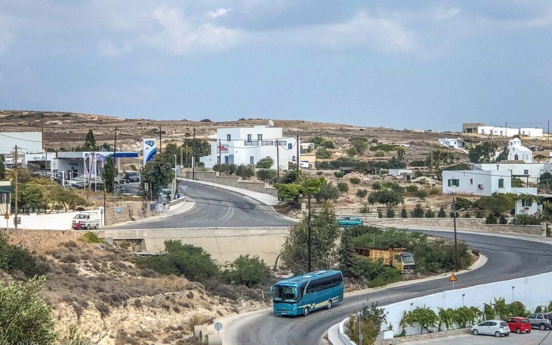 Μετά την Αστυπάλαια (VW) «πρασινίζει» και δεύτερο ελληνικό νησί, από την Citroen.