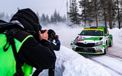 WRC, ράλι Αρκτικής: Φωτογραφίζοντας…