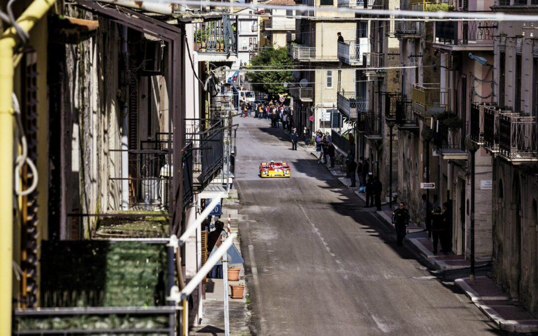 Targa Florio και μοναδικά πλάνα από τον αγώνα του 1971 (video)