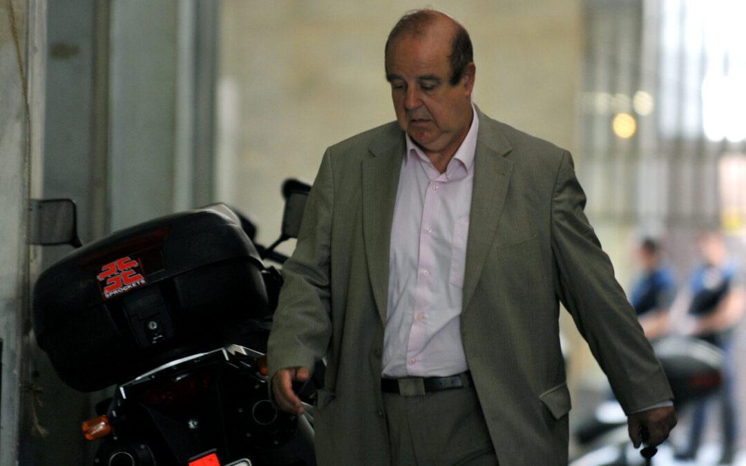 Παύλος Χαϊκάλης: Κυκλοφορούσε με ανασφάλιστο όχημα και τράκαρε στην Κηφισιά